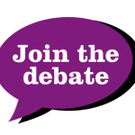 join the debate logo