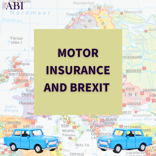Motor insurance and Brexit