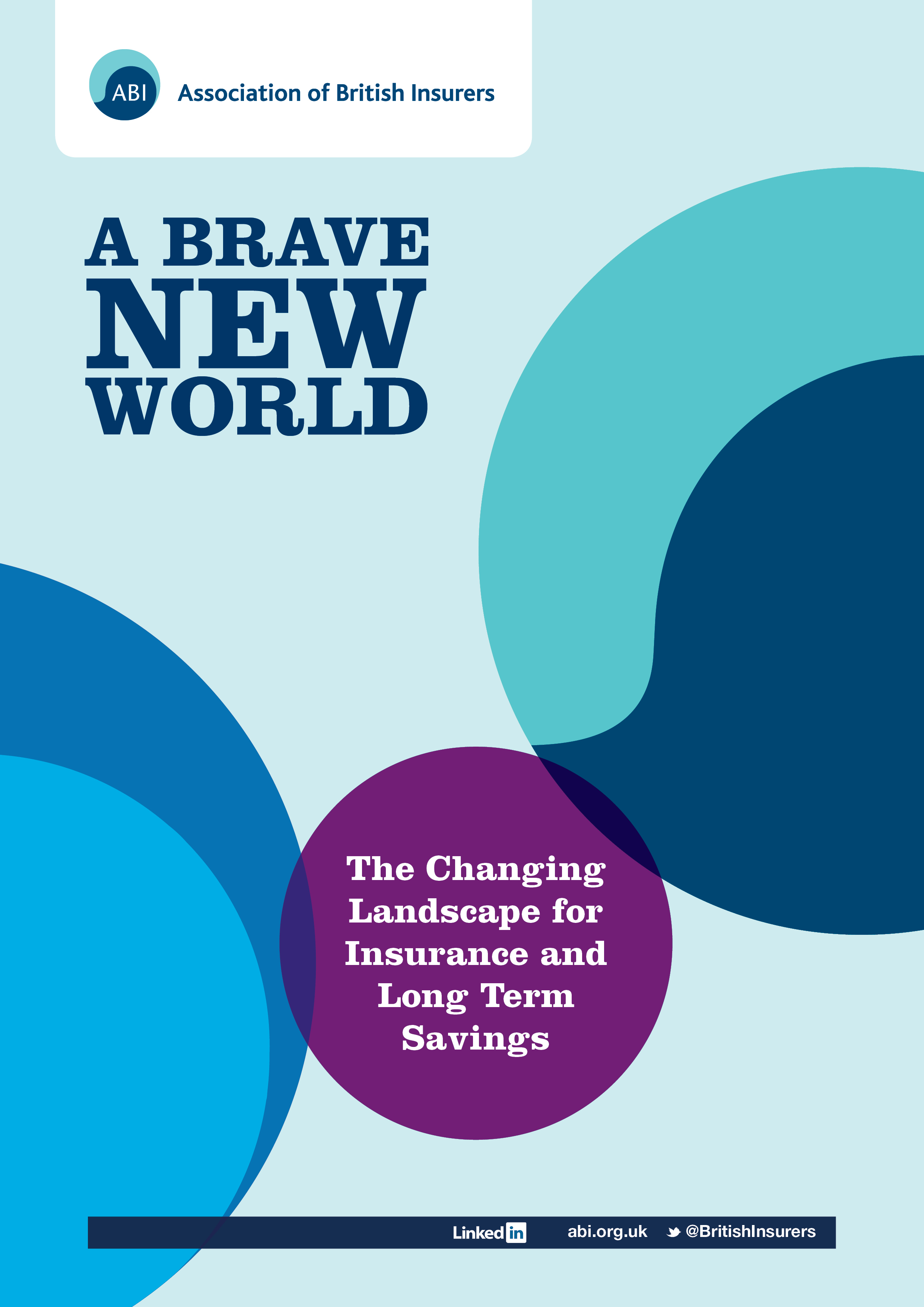 A Brave New World cover