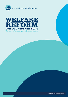 Welfare Refrom cover